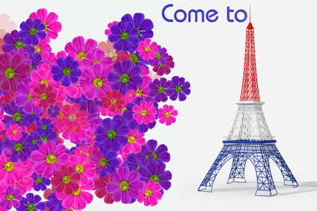 come on: Come to Paris