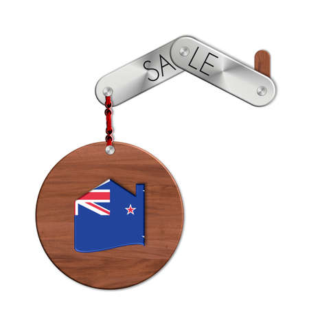 lucido: Gadget steel and wood with nation and a symbol home sales New Zealand