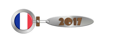 turn of the year: Gadget France in 2017 in steel and wood