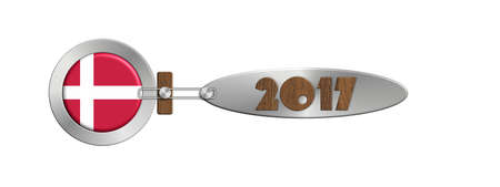 Gadget Denmark in 2017 in steel and wood