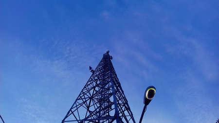 Cellular Tower Фото со стока