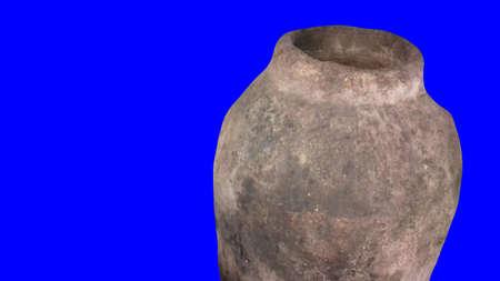 antiquary: Ancient Stone Jar