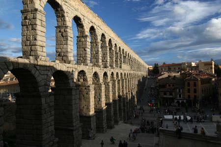 aqueduct: Segovia aqueduct