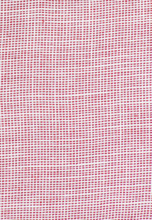 red background from the texture of the fabric. empty. no pattern Фото со стока
