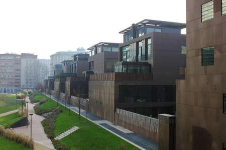 milánó: luxury houses in milano porta genova Sajtókép