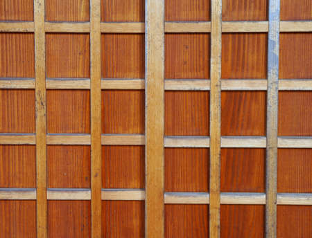 panel: Wood panel