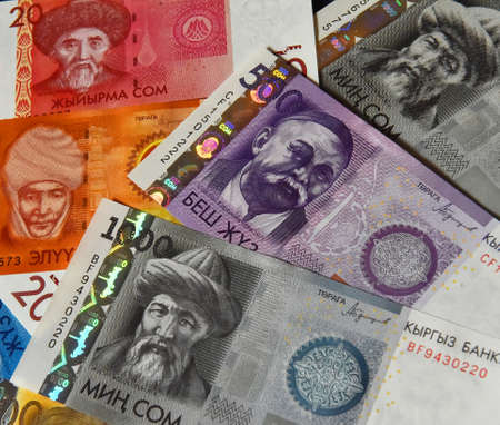 current money of kyrgyzstan