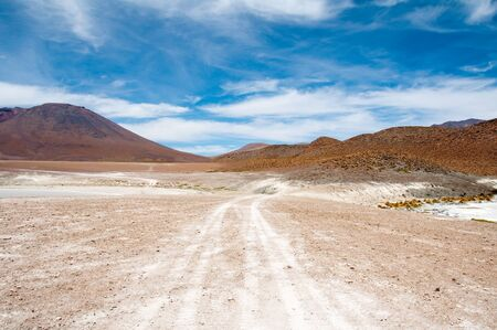 The Andes, near Atacama (chile) photo