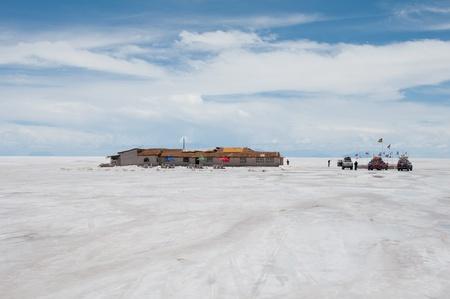 salar de uyuni: Salar de Uyuni, Salt flat in Bolivia Editorial