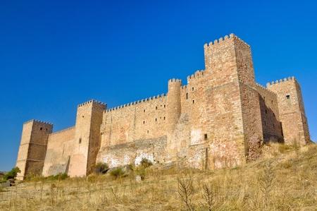 guadalajara: Siguenza castle, now State-run hotel , Guadalajara (Spain)