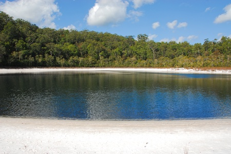 fraser island: Fraser Island, Queensland, Australia