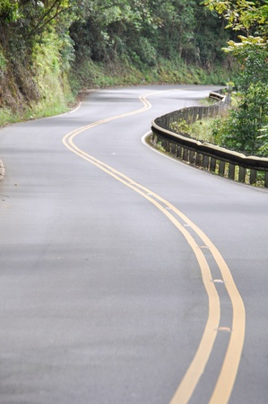Road to Hana in Maui (Hawaii) photo
