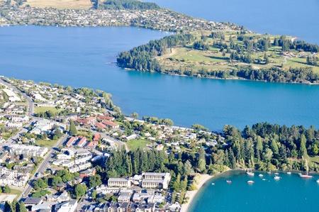 wakatipu: Queenstone and Wakatipu lake