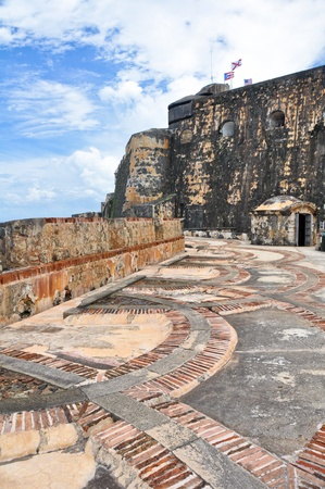 Fort San Felipe del Morro, Puerto Rico photo