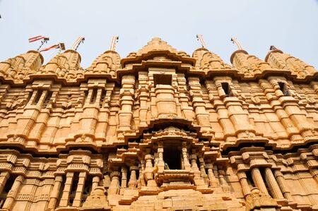 Jail temple, Jaisalmer (India) photo