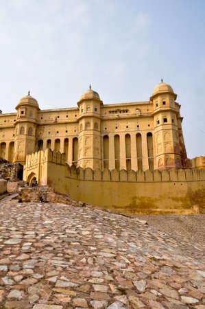 Amber fort (India) photo