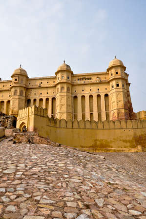 amber fort: Amber fort (India)