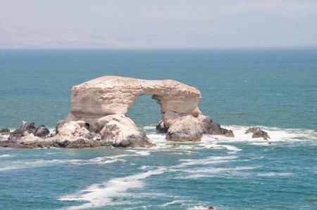 portada: Natural Monument at Antofagasta, Chile Stock Photo