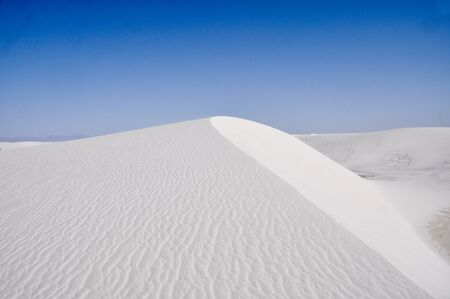 White Sands National Monument, New Mexico Stock Photo - 11931705