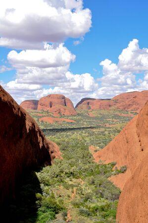 olgas: The Olgas, Australian desert