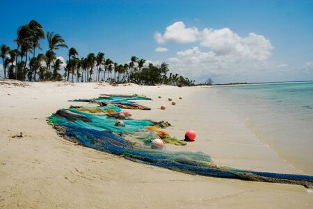 Pangane Beach, Mozambique Stock Photo - 12454267