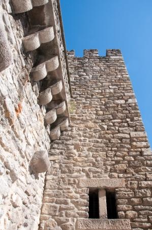 gasteiz: Wall of Vitoria-Gasteiz, Spain
