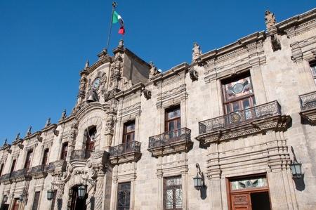 guadalajara: Government Palace, Guadalajara  Mexico