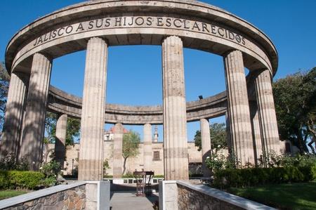 guadalajara: Historical center of Guadalajara  Mexico  Stock Photo