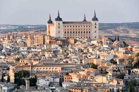 Alcazar of Toledo, Spain  photo