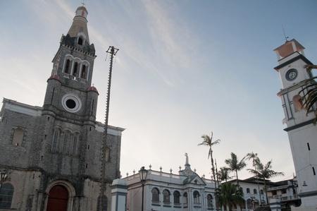 Cuetzalan, Magic town in Puebla  Mexico  photo