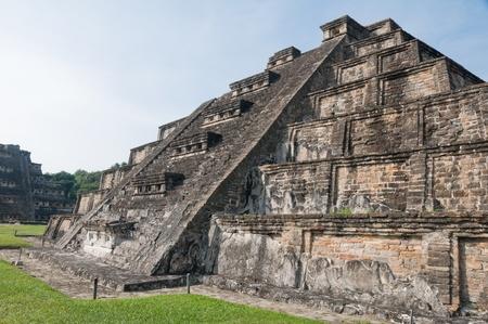 archaeological: Archaeological site of El Tajin, Veracruz  Mexico
