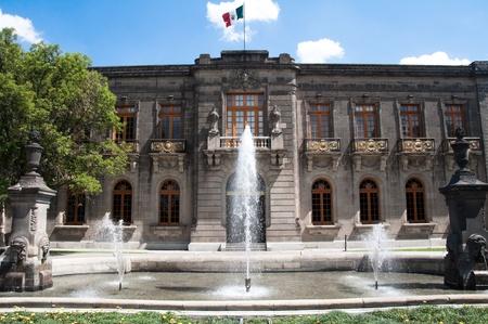 castle district: Chapultepec castle, Mexico city