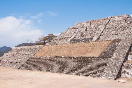 morelos: Archaeological site of Xochicalco  Mexico