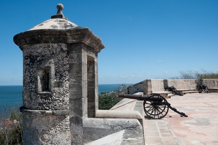 San Miguel Fort, Campeche  Mexico