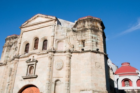 immaculate: Inmaculada Concepci�n, Iglesia de los Jesuitas, Oaxaca, M�xico