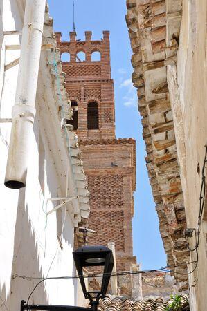 navarre: Moorish bell tower, Monteagudo  Navarre