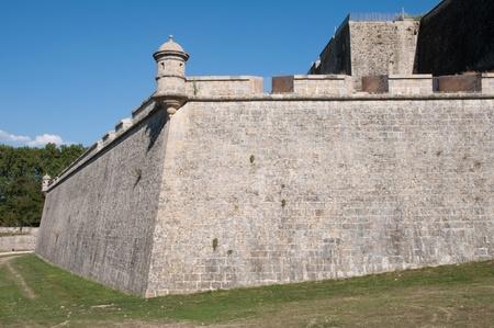 Citadel of Pamplona, Spain