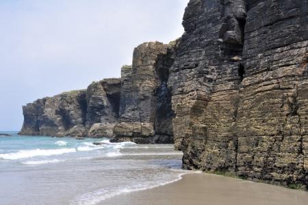 galizia: La Spiaggia delle cattedrali, Galizia Spagna
