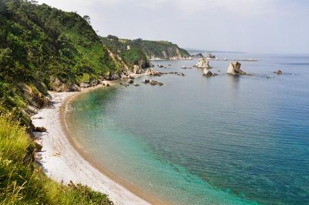 Beach of Silence, Asturias  Spain  photo