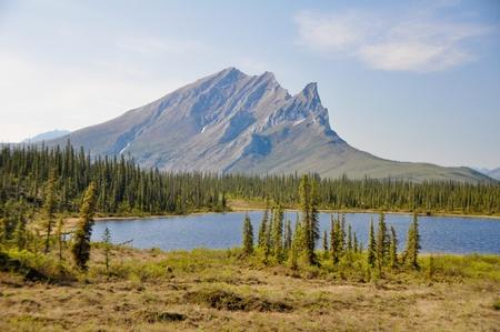 Mt Sukakpak, Alaska photo