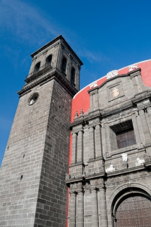 Iglesia de Santo Domingo, Puebla M�xico photo