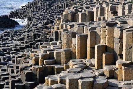 Giant s Causeway, Condado de Antrim, Irlanda del Norte