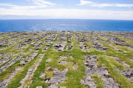 aran islands: Dun Aengus, Inishmore, Aran islands, Ireland