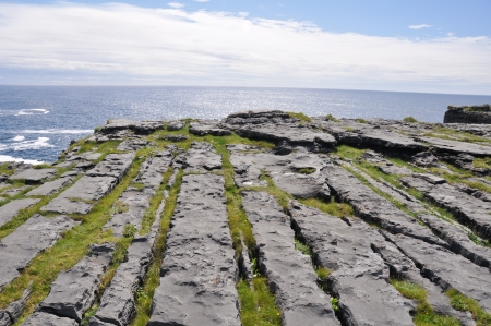 aran islands: Dun Aengus, Inishmore, Aran Islands, Irlanda