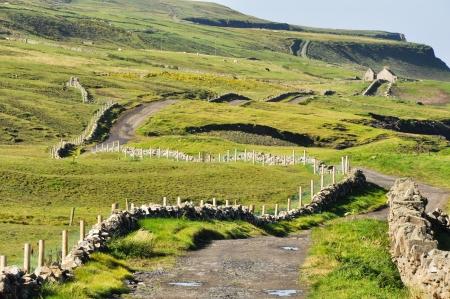 ireland: Irish Landscape, Co  Clare