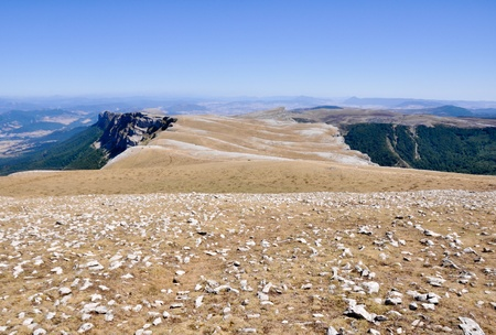 navarre: Beriain, San Donato range  Navarre