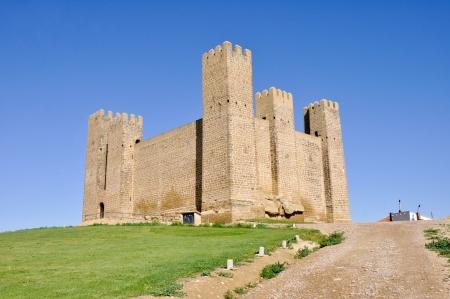 zaragoza: Sadaba Castle, Zaragoza Spain
