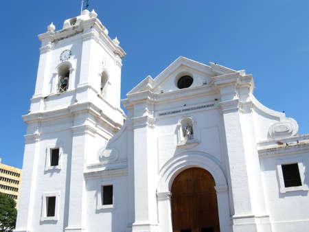 marta: Cathedral of Santa Marta, Colombia