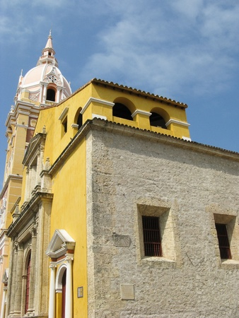 Cathedral of Cartagena de Indias  Colombia   photo
