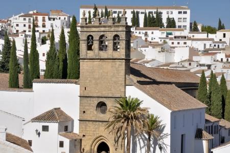 Ronda, Spanish town in Malaga, Spain photo